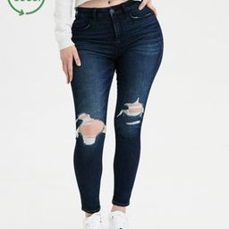 AE Ne(X)t Level Curvy High-Waisted Jegging | American Eagle Outfitters (US & CA)