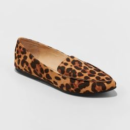 Women's Micah Pointy Toe Loafers - A New Day™   Target