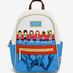 Loungefly Stranger Things Chibi Mini Backpack - 2019 Summer Convention Exclusive | BoxLunch