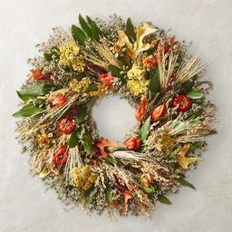 Fall Abundance Wreath | Williams-Sonoma