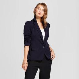 Women's Bi-Stretch Twill Blazer - A New Day™ | Target