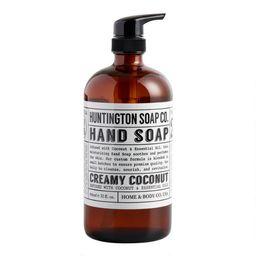 Huntington Coconut Hand Soap   World Market