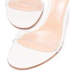 Gianvito RossiPortofino 85mm sandals   Farfetch (US)