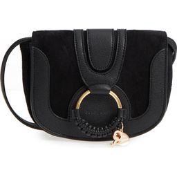 Mini Hana Leather Crossbody Bag | Nordstrom