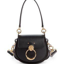 Small Tess Calfskin Leather Shoulder Bag | Nordstrom