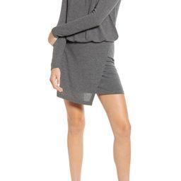 Lloyd Blouson Long Sleeve Sweater Dress | Nordstrom