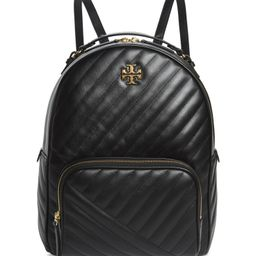 Kira Channel Quilted Lambskin Leather Backpack | Nordstrom