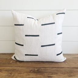 """The """"Maddex"""" Authentic African Mud Cloth Pillow Cover (Dash)   Etsy (US)"""