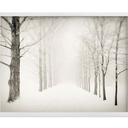 Winter Journey   Minted