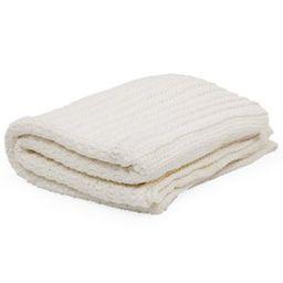 MoDRN Scandinavian Chenille Throw Blanket, Charcoal Gray - Walmart.com   Walmart (US)