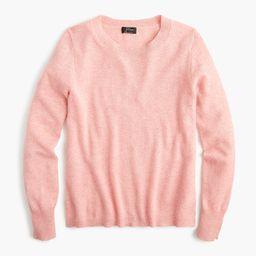 Long-sleeve everyday cashmere crewneck sweater   J.Crew US