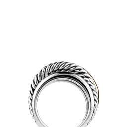 'Crossover' Narrow Ring with Gold   Nordstrom
