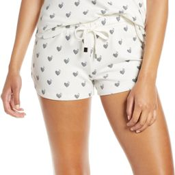 Rock 'n' Roll Pajama Shorts | Nordstrom