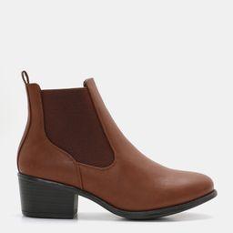 Faux Leather Chelsea Booties - Shoes   Ardene   Ardene