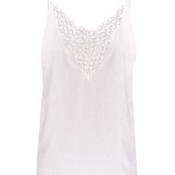 'Cabello' Sheer Lace Cami Top (2 Colors) | Goodnight Macaroon