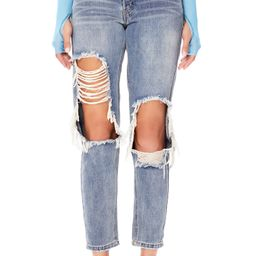 Cyrus High Waist Ankle Jeans | Nordstrom
