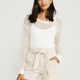 Crewneck Sweater   Abercrombie & Fitch US & UK