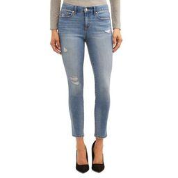 Sofia Jeans Rosa Curvy Destructed High Waist Ankle Jean Women's | Walmart (US)
