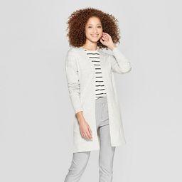 Women's Long Sleeve Open Cardigan Sweater - A New Day™   Target