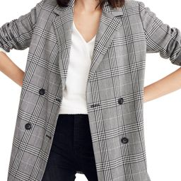 Caldwell Plaid Double Breasted Blazer   Nordstrom