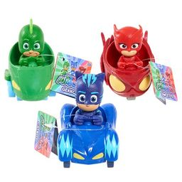 PJ Masks Mini Wheelie Vehicle 3pk - Catboy, Owlette & Gekko included | Walmart (US)