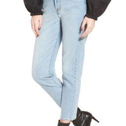 Wedgie Icon Fit High Waist Crop Jeans | Nordstrom