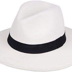 Gangster Hat,Fedora Hats Men Women Roaring 20s Theme Party Felt Panama Caps Gatsby Mobsters Cospl... | Amazon (US)