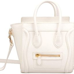 Gershimay Women's Genuine Leather Smile Crossbody Bag Small Shoulder Handbags Purse Hobo Bags   Amazon (US)