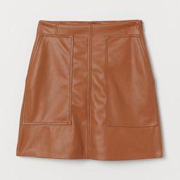 A-line Skirt | H&M (US)