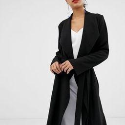 ASOS DESIGN waterfall duster coat | ASOS US