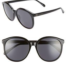 56mm Round Sunglasses | Nordstrom