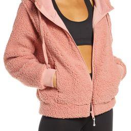Farrah Hooded Fleece Jacket | Nordstrom