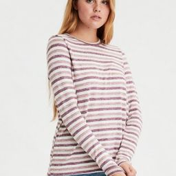 AE Plush Long Sleeve T-Shirt   American Eagle Outfitters (US & CA)