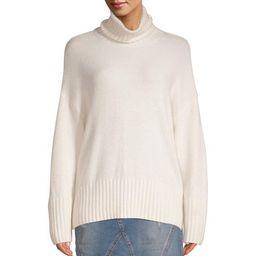 Scoop Slouchy Turtleneck Sweater Women's | Walmart (US)