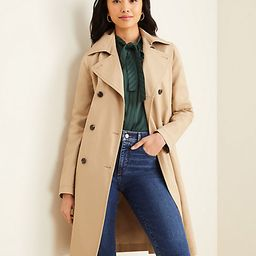 Petite Trench Coat | Ann Taylor (US)