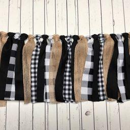 Length                 6 Ft 2 Feet of Ties ($10.00)                 7 Ft 3 Feet of Ties ($13.00) ... | Etsy (US)