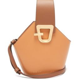 Johnny mini leather bucket bag | Matchesfashion (Global)