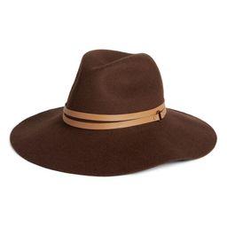 Rachell Parcell Floppy Felt Panama Hat   Nordstrom