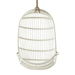 Hanging Rattan Chair         CH27-03 | Serena and Lily