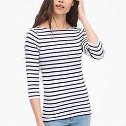 Modern Stripe Ballet-Back T-Shirt | Gap (US)