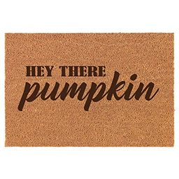 Coir Door Mat Doormat Hey There PumpkinAverage rating:0out of5stars, based on0reviewsWrite a revi... | Walmart (US)