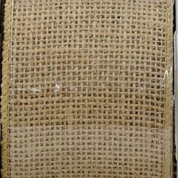 Natural Wired Burlap Ribbon, 1 EachAverage rating:0out of5stars, based on0reviewsWrite a reviewGe... | Walmart (US)