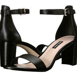 Pruce Block Heel Sandal   Zappos