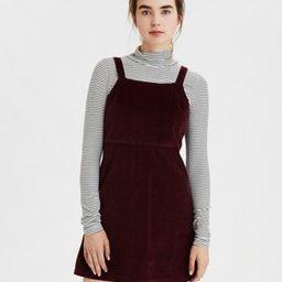AE Corduroy Mini Dress | American Eagle Outfitters (US & CA)