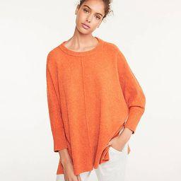 Lou & Grey Poncho Sweater   LOFT   LOFT