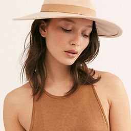 Beaumont Suede Band Felt | Free People (US)
