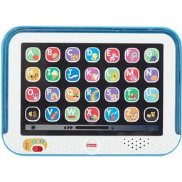 Fisher-Price Laugh & Learn Smart Stages Tablet, Blue | Walmart (US)