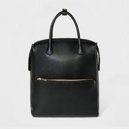 Zipper Commuter Backpack - A New Day™ | Target