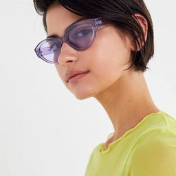 Orleans Oval Sunglasses   Urban Outfitters (US and RoW)