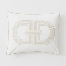 Cotton Satin Pillowcase   H&M (US)